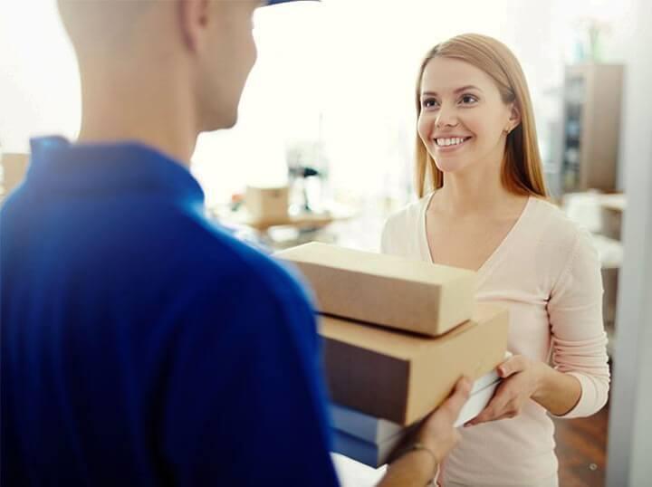 Servicio de mensajería express. ¡Envío de paquetes desde 1 hora!