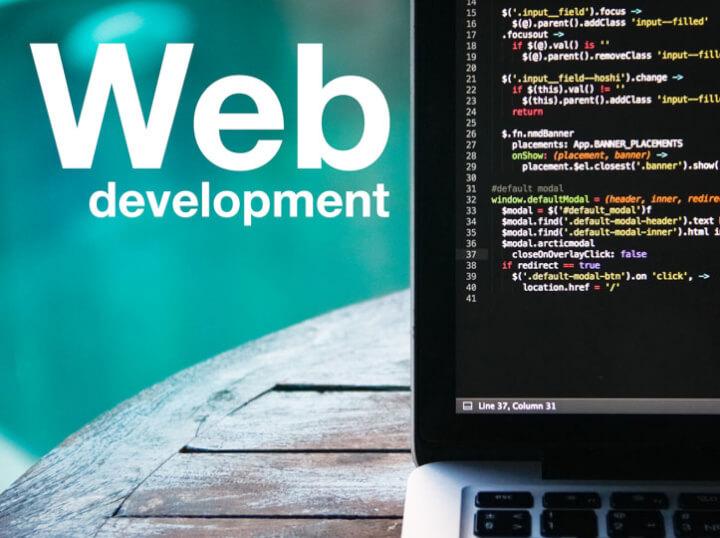 Desarrollo de webs a medida. ¡Las webs más rápidas de cargarse!