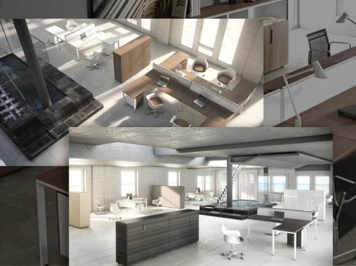 Muebles funcionales y resistentes para decorar tu negocio