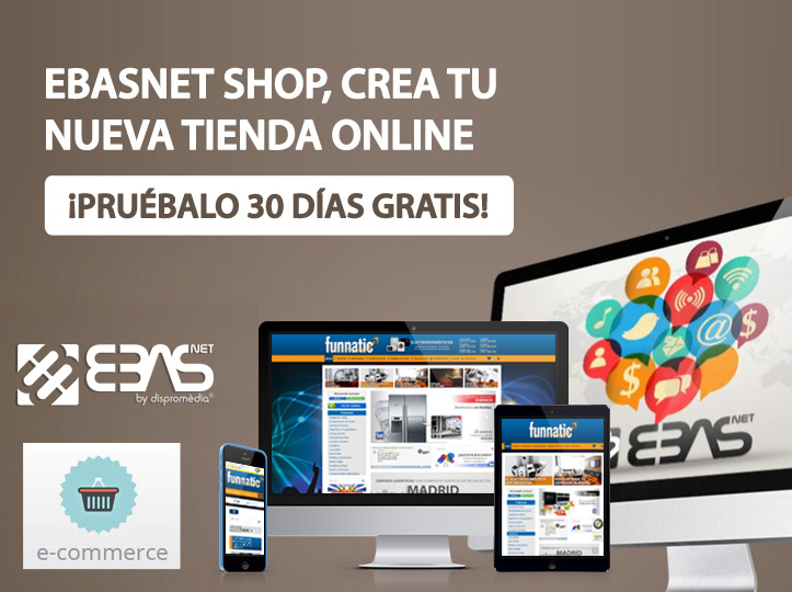 Tu e-commerce o web corporativa autogestionable