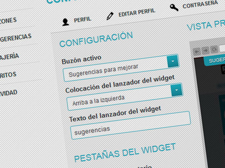 Buzón de sugerencias virtual