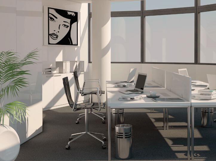 Tu propio espacio de trabajo en este Coworking en Esplugues