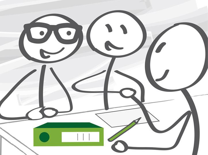 Visita + Sesión de asesoramiento laboral para emprendedores