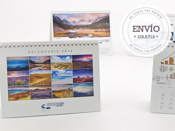 Calendarios, flyers, y todo tipo de servicios gráficos<br>
