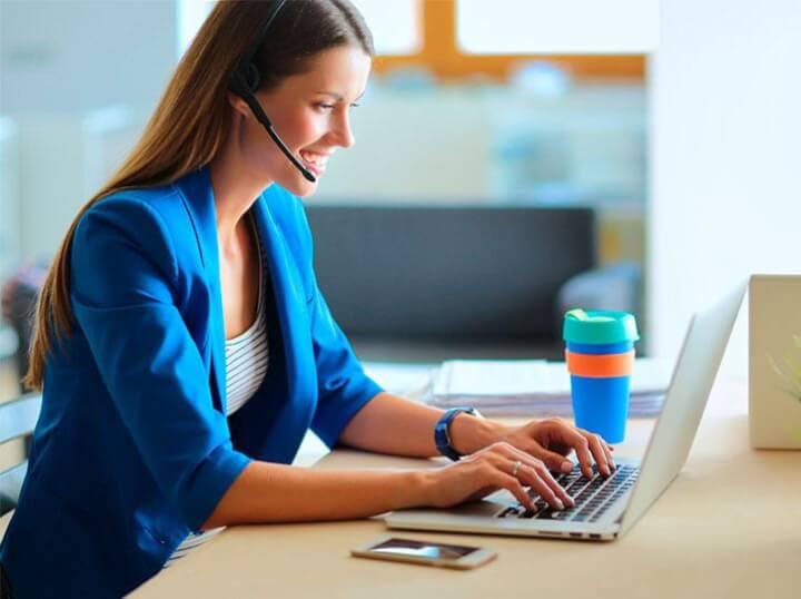 Servicio de secretaria virtual para pymes