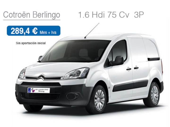 Renting de vehículos multimarca