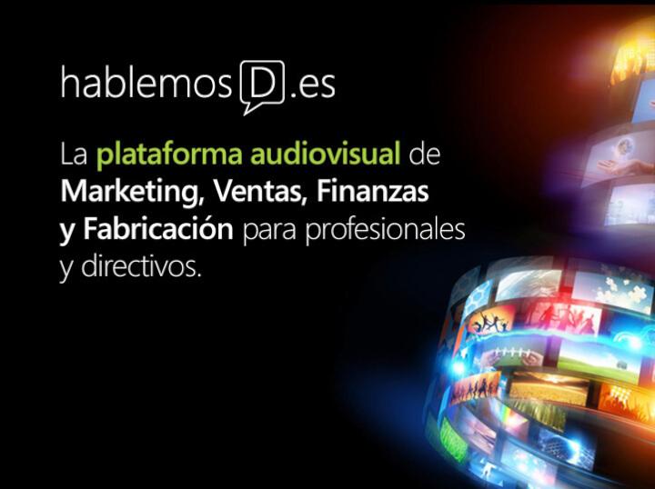 Descubre hablemosD: la plataforma audiovisual para profesionales
