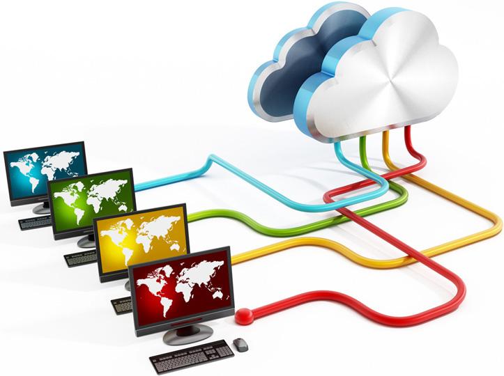 Pasa la informática de tu empresa a la nube