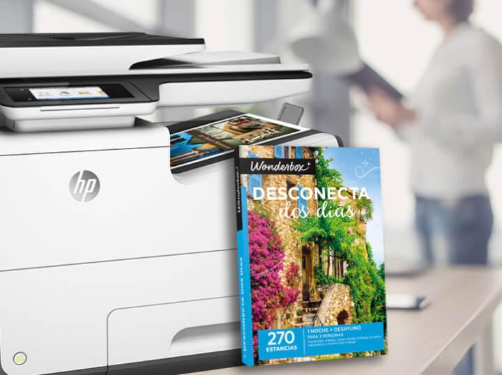 Renting de impresora HP PageWide Managed P57750dw