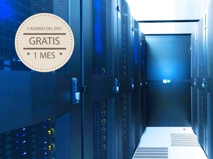 ¿Ofreces Cloud Computing o hosting? Asegura tus equipos con este housing