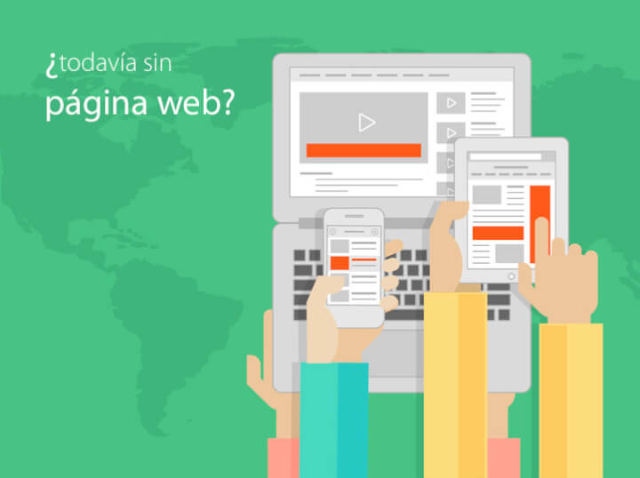 Web corporativa para tu negocio