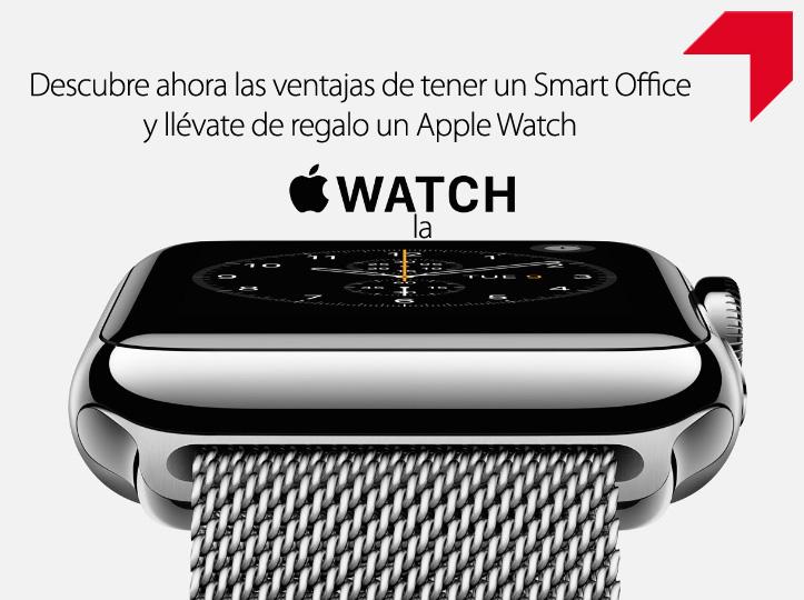 Consigue este equipo multifunción y ¡llévate un Apple Watch de regalo!
