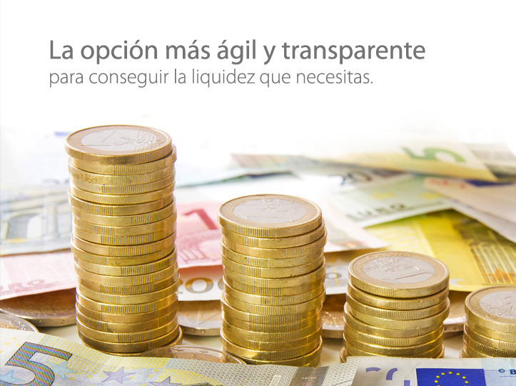 Financiación ágil y transparente