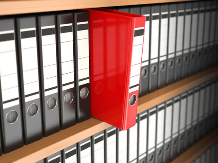 1 año de gestión y custodia de los archivos de tu empresa