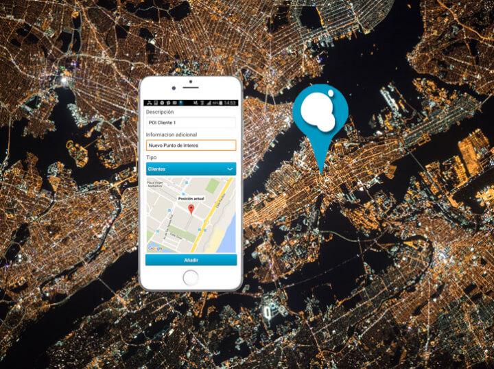 Transmobile, la aplicación para localizar por GPS a tus empleados
