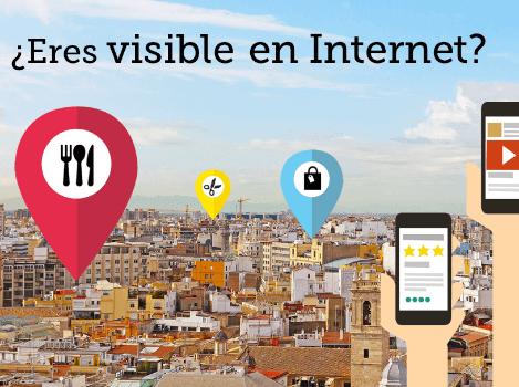 Posicionamiento en internet. Visibilidad básica, pero necesaria