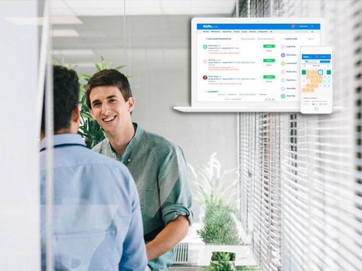 Software para gestionar vacaciones, ausencias, presencia y documentos