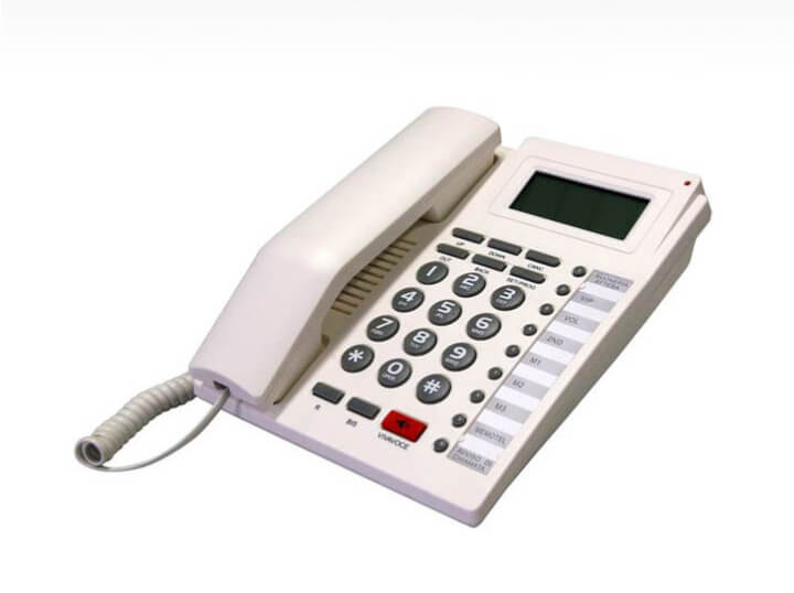 Teléfono analógico modelo PK-111C