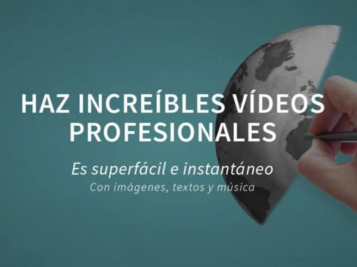 Crea tu propio vídeo corporativo en 5 min. y ¡totalmente GRATIS!