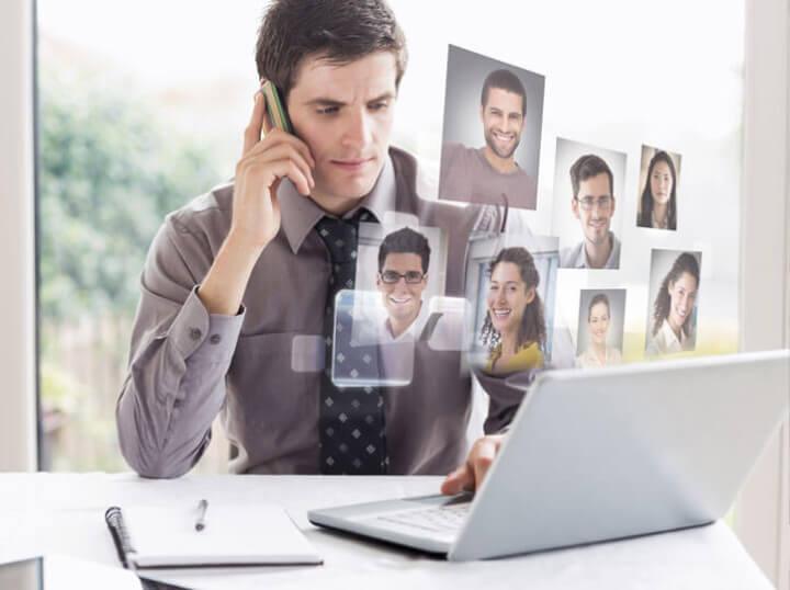 El sistema de multiconferencias por teléfono más eficiente