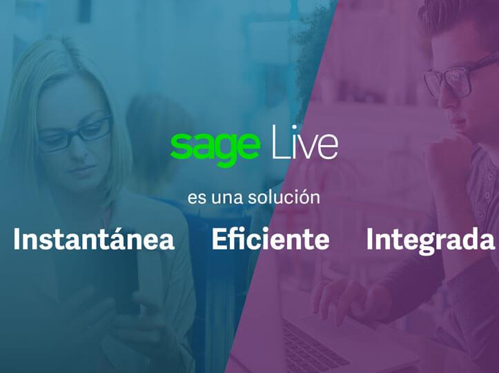 Descubre Sage Live: La solución de gestión empresarial a tiempo real