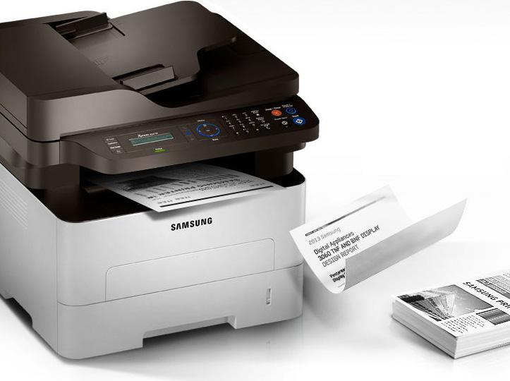 Impresoras SAMSUNG. ¡Elige la tuya y ahorra!