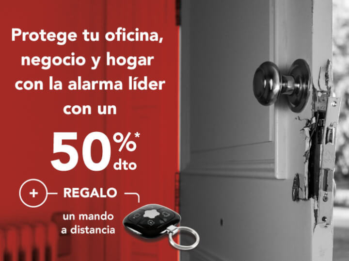 Alarma My Verisure de Securitas Direct