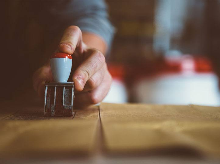 Convierte tus ideas gráficas en sellos personalizados