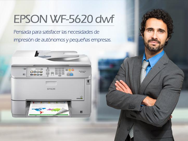 Renting de EPSON WF-5620DWF. ¡La multifunción perfecta para empresas!