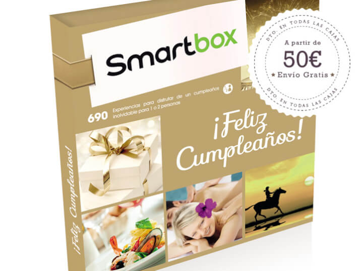 Packs de experiencias de Smartbox