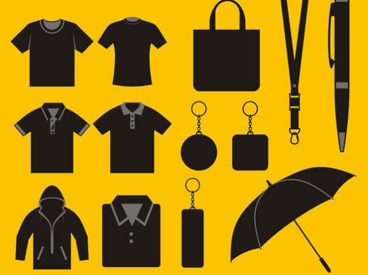 Artículos de merchandising