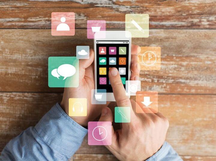 Consigue una app nativa para tu empresa para iOS o Android
