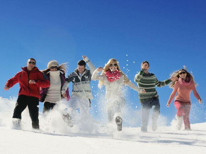 La actividad de Team Building este año se hace... ¡en la nieve!