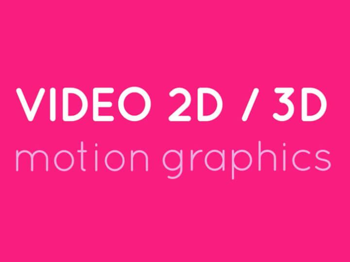 Impactantes videos corporativos con animaciones 2D y 3D