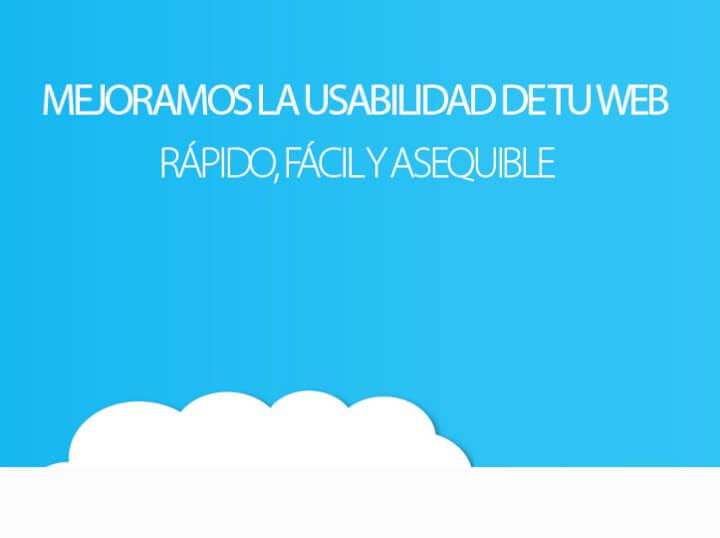 Análisis de usabilidad para tu web