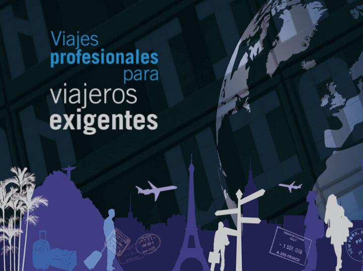 Gestión global de viajes de empresa