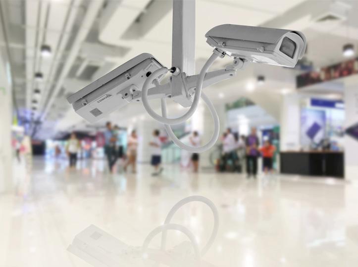 Cumple la normativa LOPD para CCTV