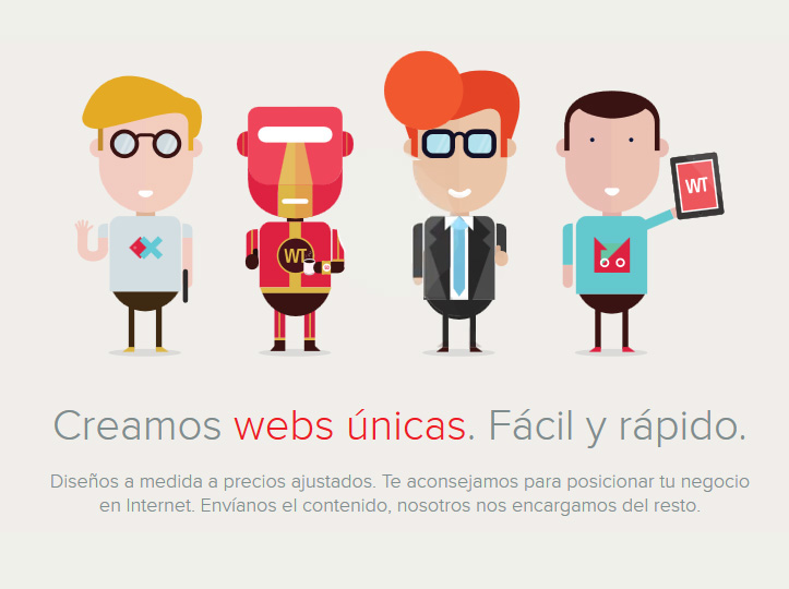 Webs responsive a medida. ¡Pide tu DEMO GRATIS y obtenla en solo 2 días!<br>
