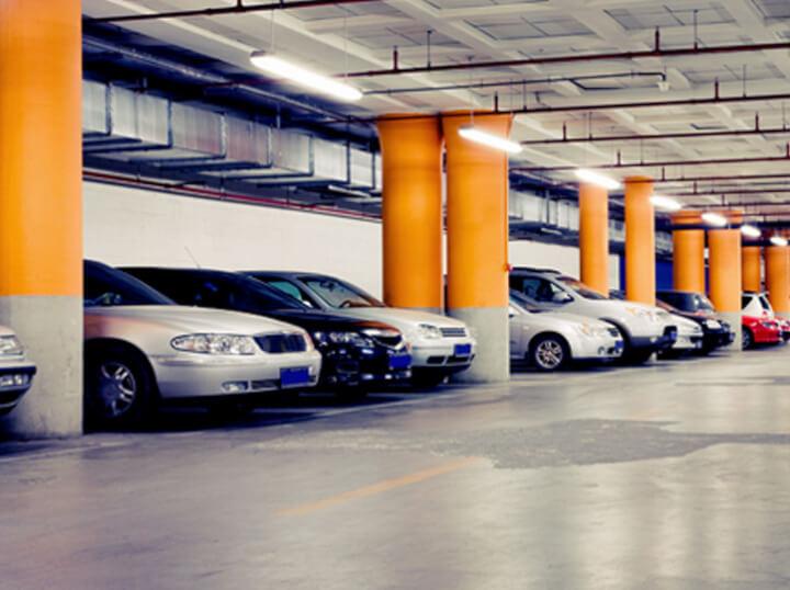 ¡5€ de parking GRATIS!