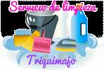 logotipo Limpiezas Triquimajo