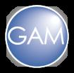 logotipo GAM Consultoría y Formación