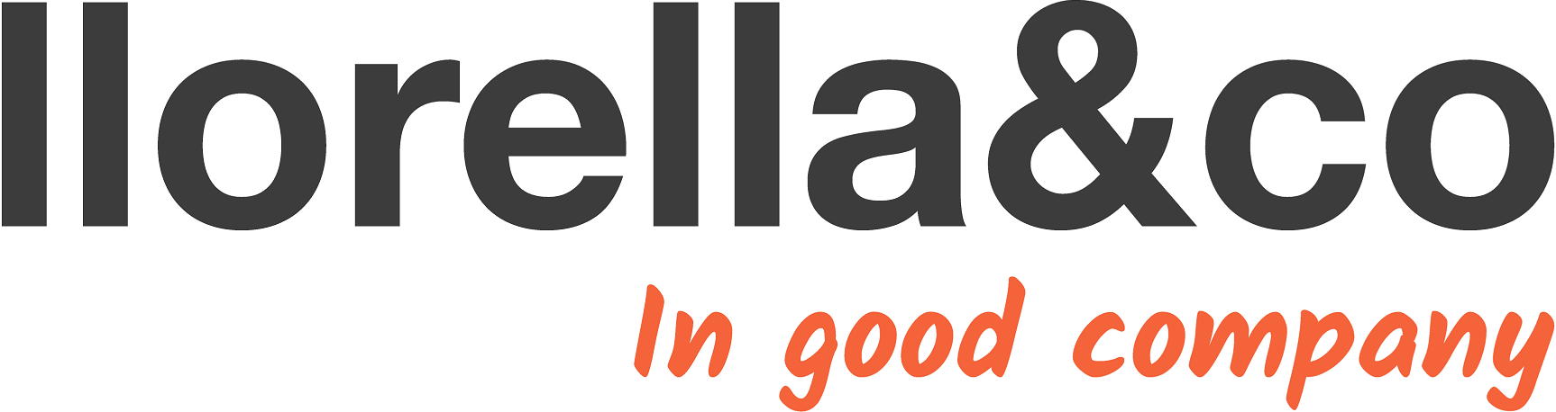 logotipo Llorella&co