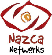 logotipo Nazca Networks