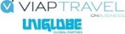 logotipo Viap Uniglobe