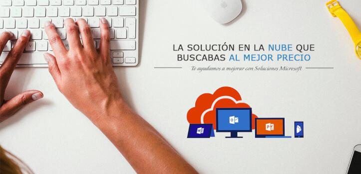 Licencias Office 365 en la nube