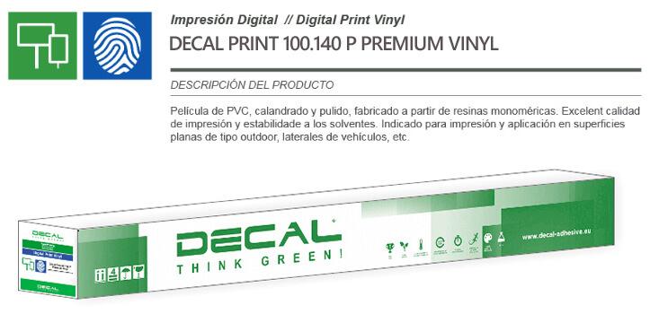 Bobinas de vinilo adhesivo para empresas de diseño gráfico