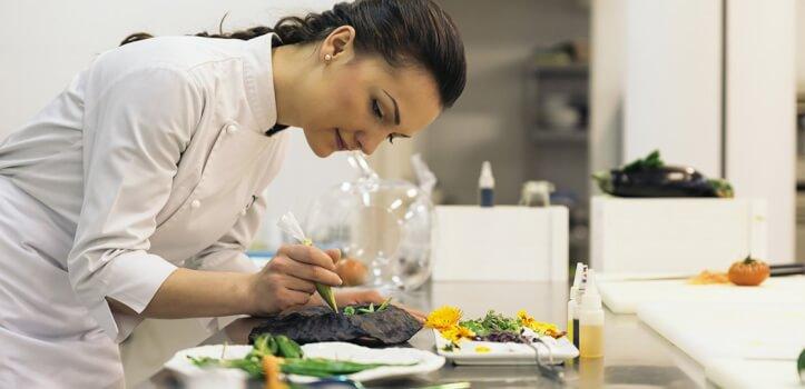 Grado medio o superior de cocina y gastronomía