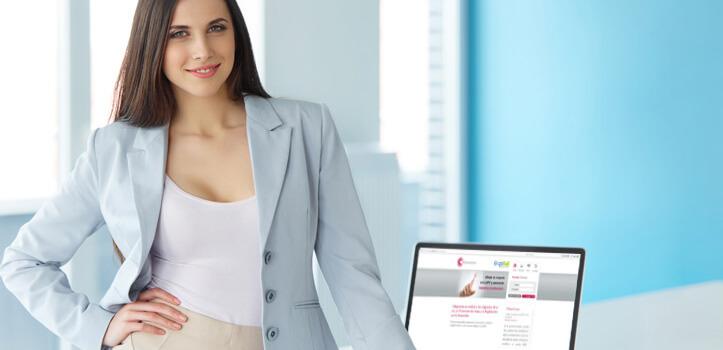 Cumple y protege tus datos con la LOPD online