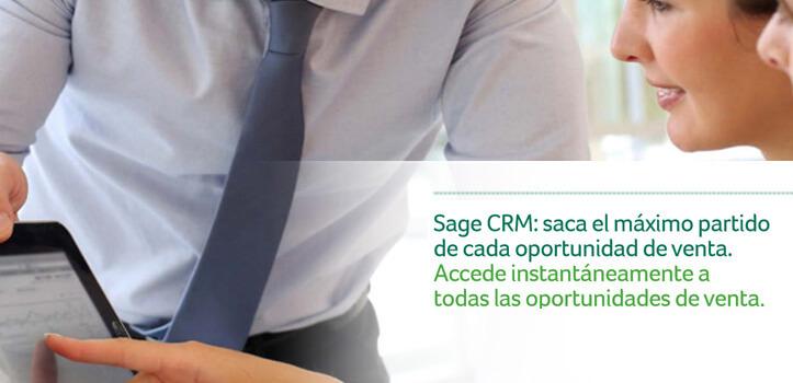 CRM y ERP de Sage