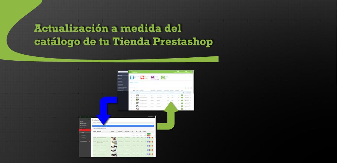 Actualización automática de tu tienda PrestaShop